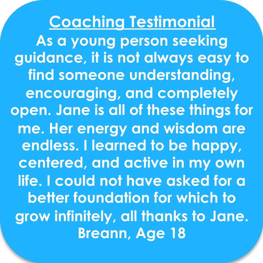 Breann Testimonial