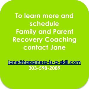 Recovery Coaching contact